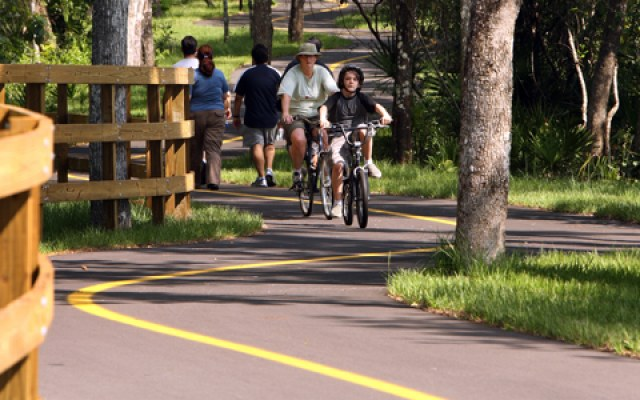 Volusia County Spring to Spring Trail